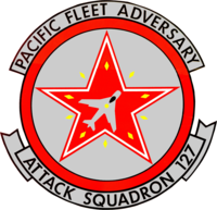Attack Squadron 127 (US Navy) insignia, 1984.png