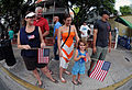 Attendees stand along Duval Street in downtown Key West, Fla., Nov. 11, 2013, for Key West's annual Veterans Day parade 131111-N-YB753-459.jpg