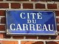 Auchel - Cités de la fosse n° 4 - 4 bis des mines de Marles (04).JPG