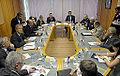 Audiência com o secretário de Estado da Defesa da Suécia, Carl von der Esch (11969170216).jpg