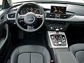 Audi A6 Avant 2.0 TDI Dakotagrau Interieur.JPG