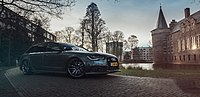 Audi RS6 on CW-S5 Gunmetal (13490787653).jpg