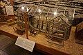 Audie Murphy American Cotton Museum July 2015 22 (steam-powered gin model).jpg