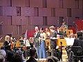 Aufführung des Konzerts für Klarinette und Orchester (2018) von Thorsten Encke mit der Klarinettistin Sharon Kam und der NDR Radiophilharmonie in Hannover am 11. Januar 2019, Konzert am Tag nach der Uraufführung (14).jpg