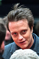 August Diehl at the Berlin International Film Festival 2013