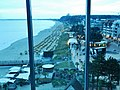 Ausblick vom Bayside Hotel (bei regnerischem Wetter) - panoramio (1).jpg