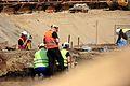 Ausgrabung auf der Baustelle Schloßstraße (62) (27279500142).jpg