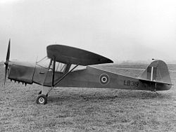 British Taylorcraft Auster