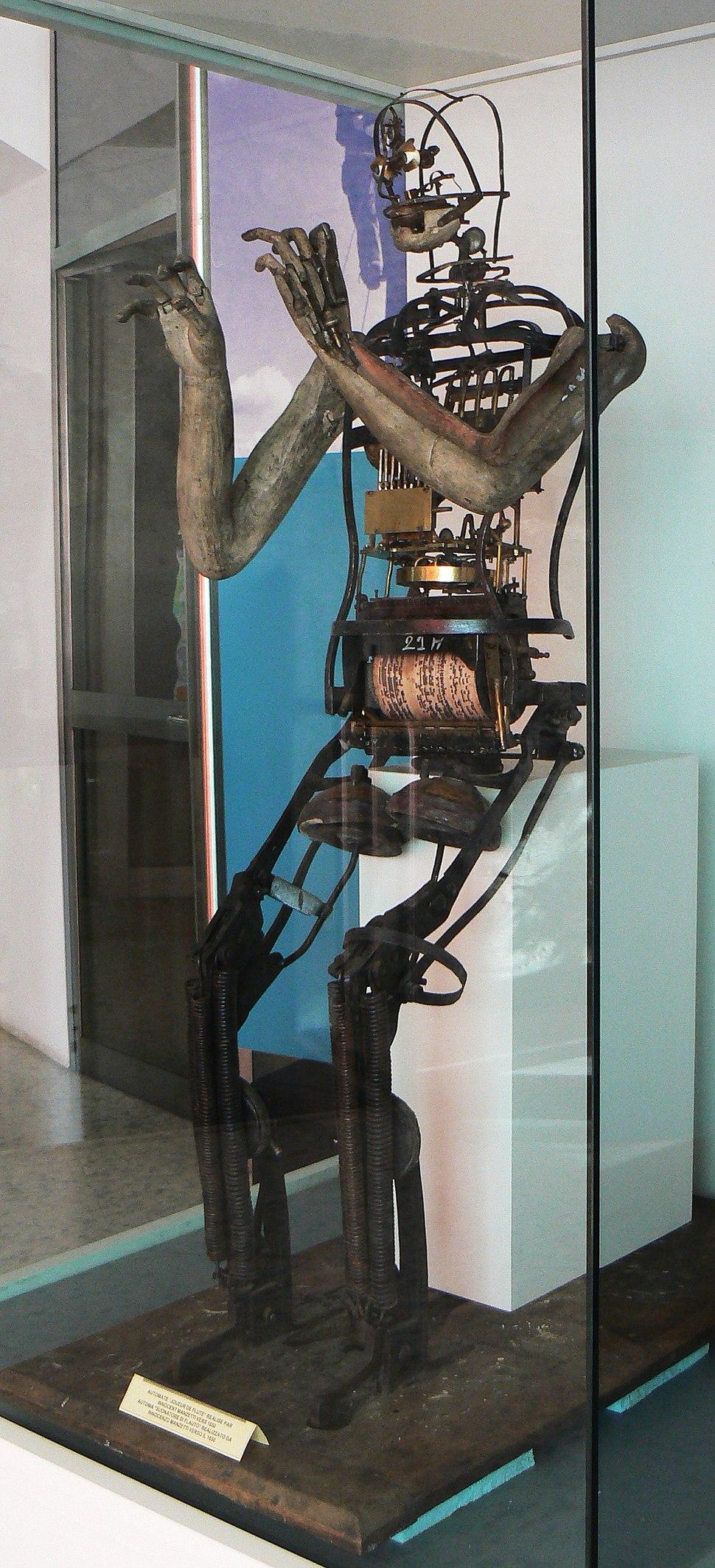 Automa Manzetti 1840