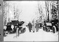 Automobile mit Schneeraupen und Skiern ausgerüstet - CH-BAR - 3241595.tif