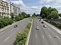Autoroute A4 vue depuis Rue Pont St Maurice Val Marne 2.jpg