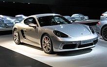 Porsche Boxster/Cayman - Wikipedia
