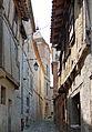 Auvillar - Rue obscure -1.JPG