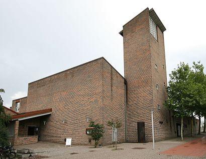 Sådan kommer du til Avedøre Kirke med offentlig transport – Om stedet