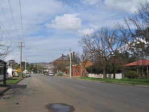 Avenel, Victoria - Main street