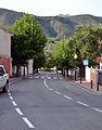 Avinguda d'Alcoi, Castell de Castells.JPG
