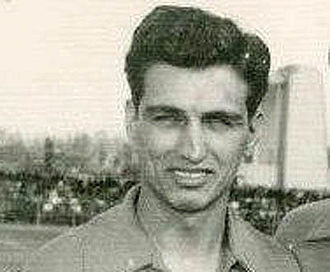 Esteghlal F.C. - Büyük Jeddikar known for being the first footballer in Iranian football history to be transferred from an Iranian club TAJ (Esteghlal) to a foreign club in 1957.