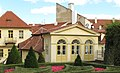 Bývalý Alšův ateliér ve Vrtbovské zahradě.JPG