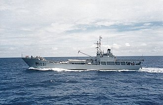 BATRAL-class landing ship - BATAL Francis Garnier
