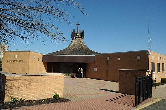 Bethany Baptist Church (Newark, New Jersey) - Wikipedia