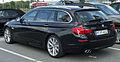 BMW 520d Touring (F11) rear 20100821.jpg
