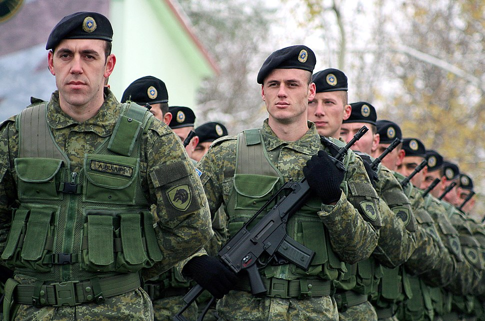 BRSH Kosovo Security Force KSF