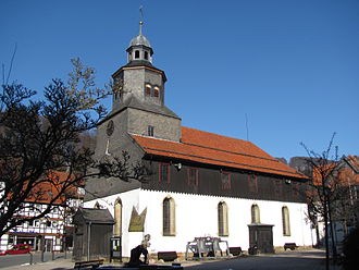 Bad Grund - St. Antony's Church