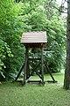 Bad Muskau - Bergsche Kirchruine - Glockenturm 03 ies.jpg