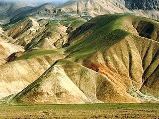 Khinjan District District in Baghlan Province, Afghanistan