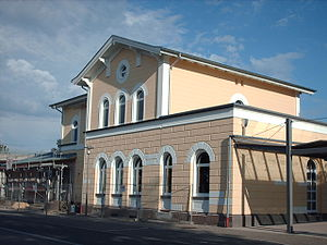 Wickede - Train station