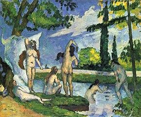Baigneuses (Bathers)