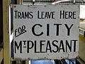 Ballarat tram sign.JPG