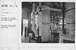 Balloons - Helium Plants - Development of the helium work under the direction of the Bureau of Mines. Forecooler counter current coils, Plant 1, North Fort Worth, Texas - NARA - 20807968.jpg