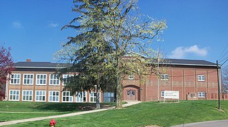 Baltic, Ohio - Baltic Elementary School