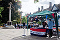 Band performance, Nantwich, Cheshire, 18 Sept. 2010 - Flickr - PhillipC.jpg