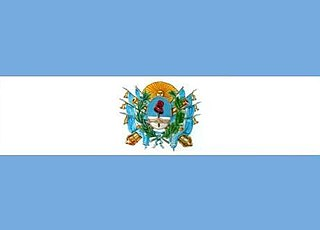 State of Buenos Aires 1852-1861 republic in South America