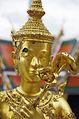 Bangkok Wat Phra Kaew golden statue.jpg