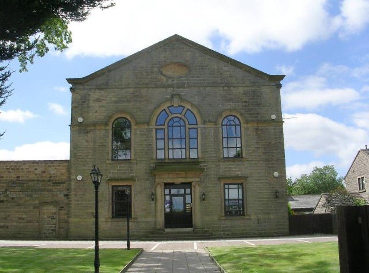 Baptist Chapel - Halifax Road - geograph.org.uk - 840579.jpg