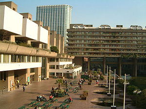 Barbican Centre - Image: Barbican arts centre large