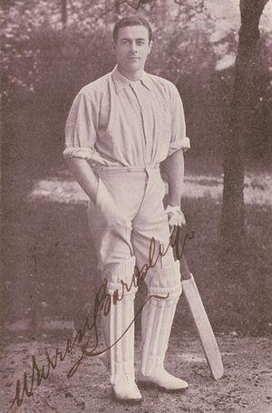 Warren Bardsley - Bardsley pictured in 1909.