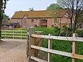Barn Conversion at Kynnersley - geograph.org.uk - 425764.jpg