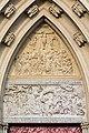 Basilika Mariazell Hauptportal Tympanon 02.jpg