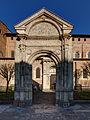 Basilique Saint-Sernin - Avant-porte de la porte Miègeville.jpg