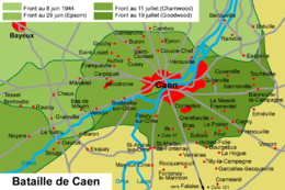 Description de l'image Bataille de Caen.png.