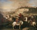 Battle Scene (Aniello Falcone) - Nationalmuseum - 17794.tif