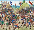 Battle of crecy froissart (retouched crop).jpg