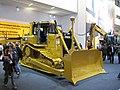 Bauma 2007 Bulldozer Caterpillar 1.jpg