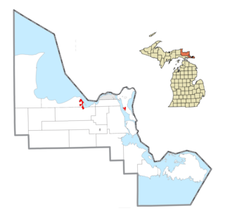 Bay Mills Indian Community Indian reservation in Michigan, United States