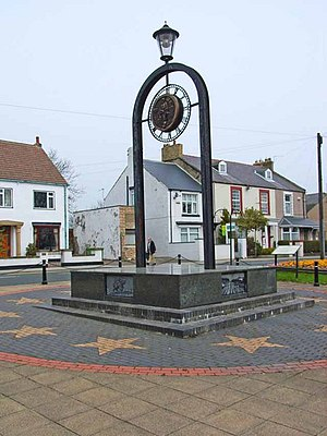 Ferryhill - Beacon of Europe