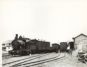 Beaudesert Shire Tramway - Image: Beaudesert Shire Tramway 185